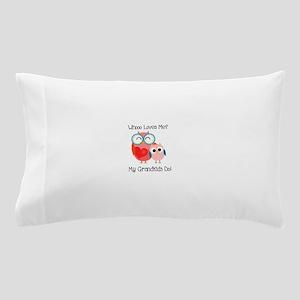 Owl Grandkids Pillow Case