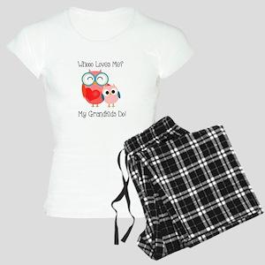 Owl Grandkids Women's Light Pajamas
