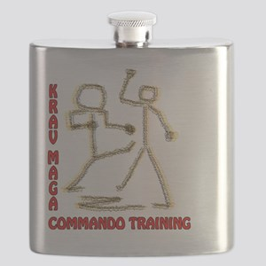Krav Maga Commando Training Flask