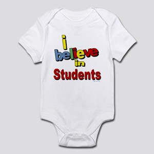 ... teachers Infant Bodysuit