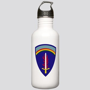 U.S. Army Europe (USAR Stainless Water Bottle 1.0L