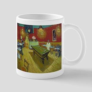 The Night Cafe - Van Gogh - c1888 11 oz Ceramic Mu