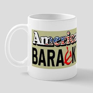 Barack Bottom 4 Mug