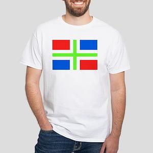 Groningen White T-Shirt