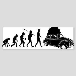 Car-Traveller Sticker (Bumper)