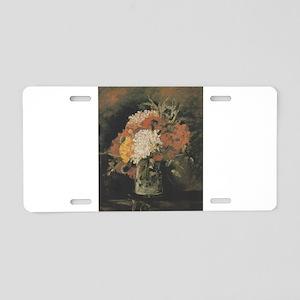Vase with Carnations - Van Gogh - c1886 Aluminum L