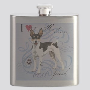 rat-tile Flask