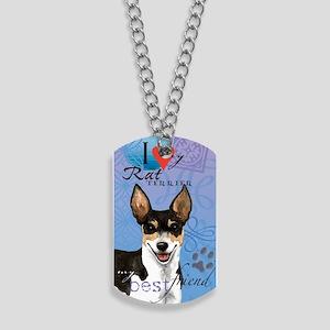 rat-card Dog Tags