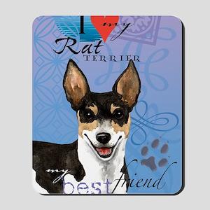 rat-card Mousepad