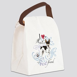 rat T1 Canvas Lunch Bag