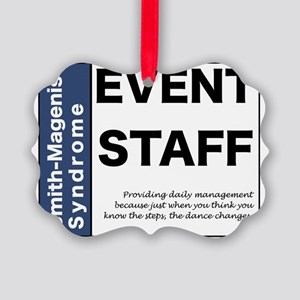Event Staff Picture Ornament