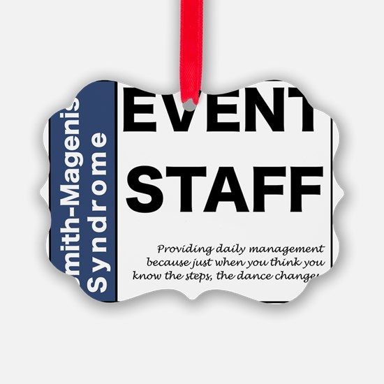 Event Staff Ornament