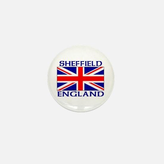 Cool Sheffield Mini Button