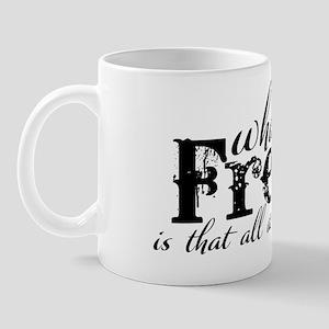 What the Freud!? Mug