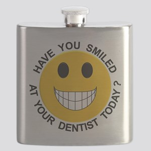 Have You Smiled at your Dentist Today? Flask