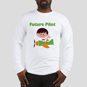 Future Pilot Long Sleeve T-Shirt