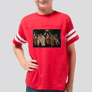 Spring - Botticelli Youth Football Shirt