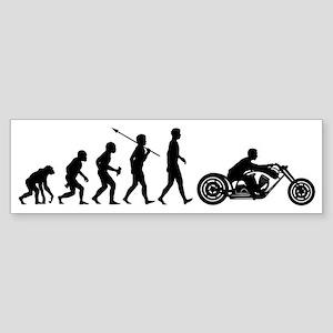 Motorcycle2 Sticker (Bumper)