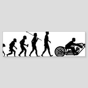 Motorcycle Sticker (Bumper)