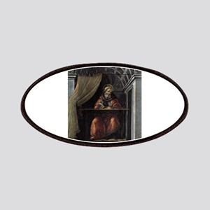 St. Augustine in His Cell - Botticelli Patch