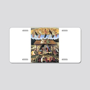 The Mystical Nativity - Botticelli Aluminum Licens
