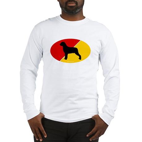 German Flag Rottie Long Sleeve T-Shirt