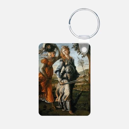 The Return of Judith to Bethulia - Botticelli Alum