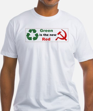 Green New Red 01 T-Shirt