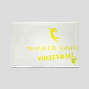 Malibu Sands Rectangle Magnet
