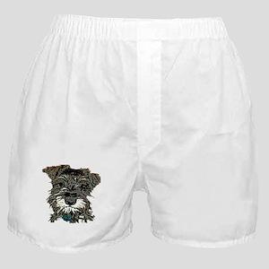 Mini Schnauzer Boxer Shorts