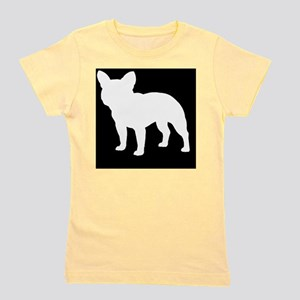 frenchbulldoghitch Girl's Tee