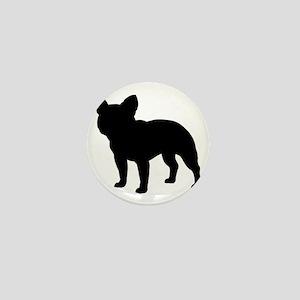 frenchbulldog Mini Button