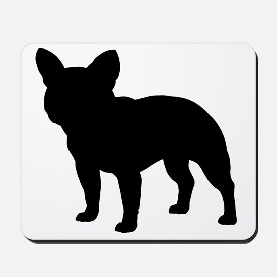 frenchbulldog Mousepad