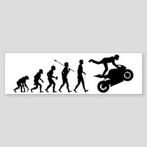 Stunt-Rider2 Sticker (Bumper)