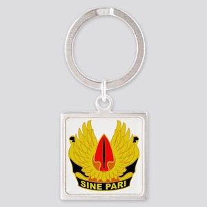 DUI - U.S. Army Special Operations Square Keychain