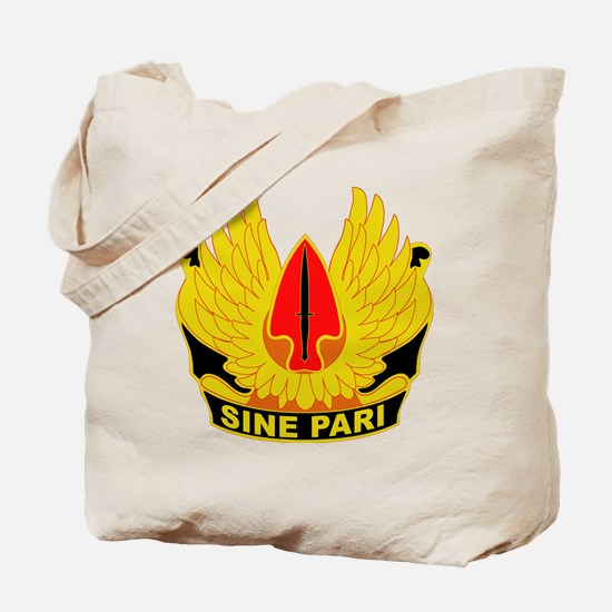DUI - U.S. Army Special Operations Comman Tote Bag