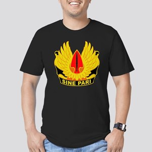 DUI - U.S. Army Specia Men's Fitted T-Shirt (dark)