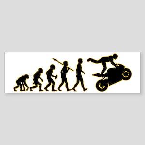 Stunt-Rider3 Sticker (Bumper)