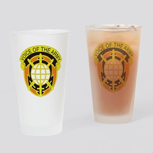 DUI - U.S. Army Network Enterprise  Drinking Glass