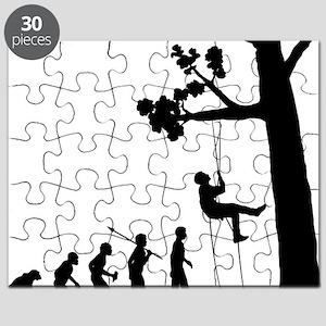 Tree-Climbing Puzzle