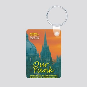 OUR YANK Aluminum Photo Keychain