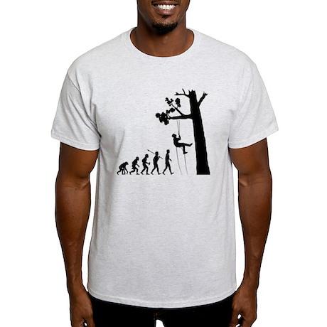 Tree-Climbing2 Light T-Shirt
