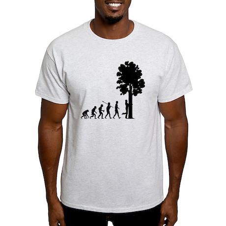 Tree-Hugger2 Light T-Shirt