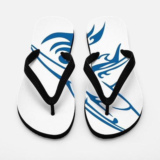 gfShark3 Flip Flops