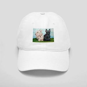 Scottish Terrier Companions Cap