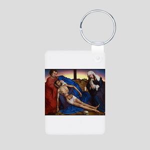 Pieta - Rogier van der Weyden - c1436 Aluminum Pho
