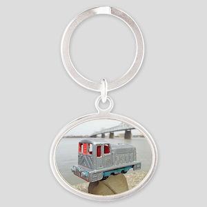 2012-02-22 12.58 Oval Keychain