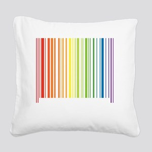 Certified Square Canvas Pillow
