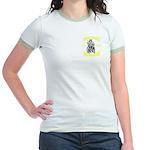 Wheeled Warriors Jr. Ringer T-Shirt