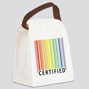Certified Canvas Lunch Bag